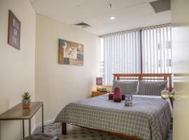 Choice Backpackers, hostel in Auckland