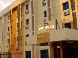 Presken Hotels @ Abuja, hotel in Abuja