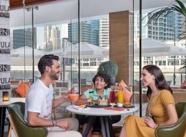Gulf Court Hotel Business Bay, hotel near Galleria Shopping Mall, Dubai
