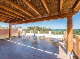 Estay - Fabulous Seaside Villa in Cala Sinzias, hotel a Castiadas