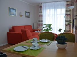 Ferienwohnung 10 im Haus Hühnergott, hotel in Ostseebad Sellin