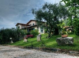 B&B Villa Garden, hotel a Saturnia