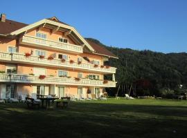 Appartementhaus Karantanien am Ossiacher See, Ferienwohnung in Ossiach
