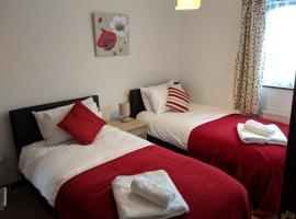 Princes Lodge, vacation home in Telford