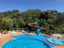 Hotel Fazenda Saint Nicolas, farm stay in Águas de Lindoia
