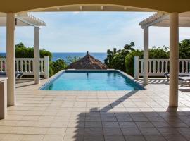 Villa Ocean Paradise, casa de temporada em Willemstad