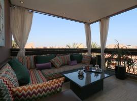 Sweet Jacob's Appartment Gueliz City Center, appartement à Marrakech