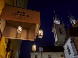 Ventana Hotel Prague, hotel near Týn Cathedral, Prague
