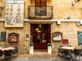 Hostal Loreto, hotel en Denia