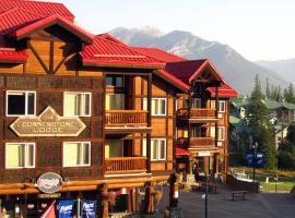 Cornerstone Lodge by Park Vacation Management, hotel em Fernie
