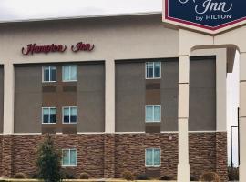 Hampton Inn Alamogordo, hotel in Alamogordo