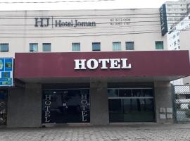 Hotel Joman Goiânia, hotel perto de Estação Rodoviária de Goiânia, Goiânia