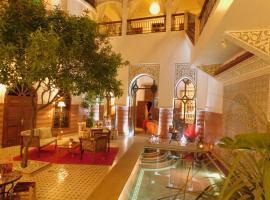 Riad La Perle Rouge, riad em Marrakech