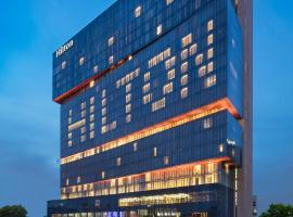 Hilton Guangzhou Tianhe, hotel with pools in Guangzhou
