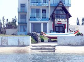 海天一舍民宿,湖西鄉的飯店