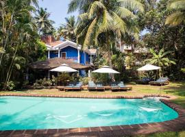 Presa di Goa - The Country House, country house in Calangute