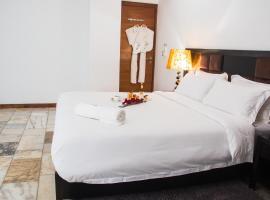The Streamliner Hotel Apartment, hôtel à Toamasina