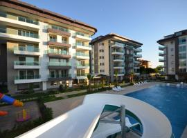 Moda Marine Residence, отель в городе Аланья, рядом находится Муниципалитет Кестель
