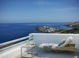Mykonos Residence Villas & Suites, villa in Merchia Beach