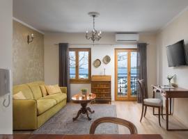 Valdibora Sea View Residence, budget hotel in Rovinj