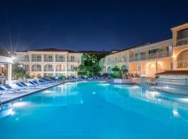 "Diana Palace Hotel, hotel near Zakynthos International Airport ""Dionysios Solomos"" - ZTH,"
