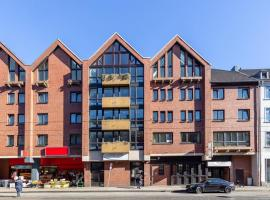 Trip Inn Hotel Krefeld, hotel in Krefeld