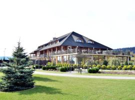 Hotel Świętokrzyski Dwór – hotel w mieście Nowa Słupia