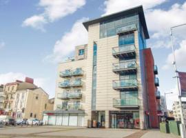 Quayside Apartment in Cardiff Bay, hotel near Wales Millennium Centre, Cardiff