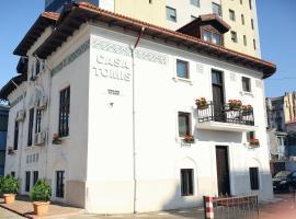 Casa Tomis, хотел в Констанца