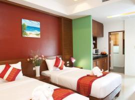 Samui Honey Suite, hotel en Choeng Mon Beach
