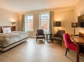 Best Western Plus Hotel Excelsior, hotel in Erfurt