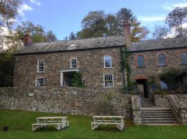 The Farmhouse at Bodnant Welsh Food, hotel near Bodnant Garden, Conwy