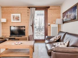 Le Paradis 27 apartment - Chamonix All Year