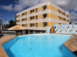 Nascimento Praia Hotel, hotel near Sergipe Cultural and Art Centre, Aracaju