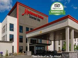 Maplewood Suites Extended Stay – Syracuse/Airport, hotel near Syracuse Hancock International Airport - SYR, Liverpool