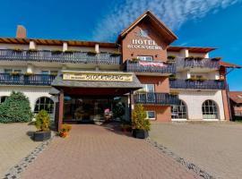 Hotel Blocksberg, hotel i Wernigerode