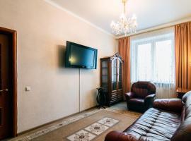 Двухкомнатная квартира на Киевской, hotel near Kiyevskaya Metro Station, Moscow