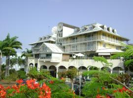 Hotel Saint John Perse, hôtel à Pointe-à-Pitre près de: Aéroport de Guadeloupe Pointe-à-Pitre - PTP