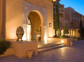 Alhambra Thalasso, hotel in Hammamet