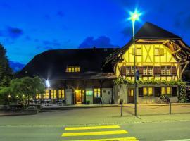 Gasthof Bühl, hotel near Rope Park Gantrisch, Schwarzenburg