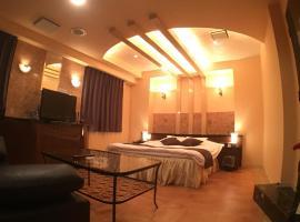 ホテル オーキッド(大人専用)、倉敷市のホテル