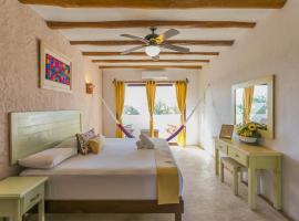Villas Margaritas Holbox, hotel in Holbox Island