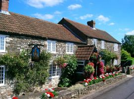 The Carpenters Arms, hotel near Chew Valley Lake, Pensford