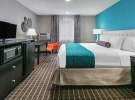 Howard Johnson by Wyndham Near Schlitterbahn, hotel in New Braunfels