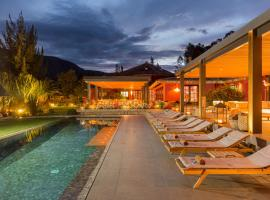 Sol y Luna - Relais & Chateaux, hotel with pools in Urubamba