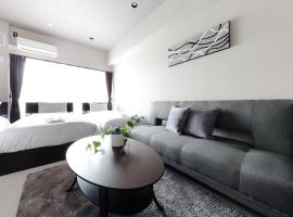 TAKUTO STAY OSAKA BENTENCHO, serviced apartment in Osaka
