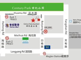 Century Home Service Apartment, hotel near Shanghai New International Expo Centre, Shanghai