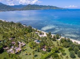 Sira Beach House, villa in Tanjung