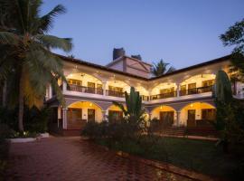 Dunhill Beach Resort, resort in Agonda