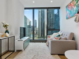 Modern 1 BR Apt on Southbank - BRAND NEW!, apartment in Melbourne